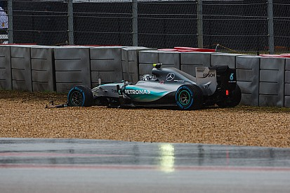 """Qualifying postponement was """"only decision"""" – Rosberg"""