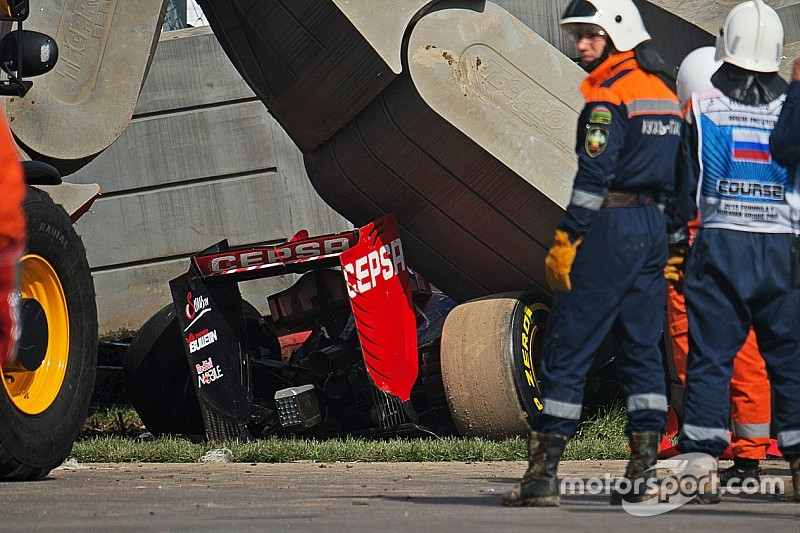 Sainz Sochi crash: FIA reveals dramatic new findings