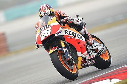 MotoGP Sepang: Dani Pedrosa siegt, Crash zwischen Rossi und Marquez