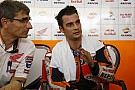 Rossi/Marquez clash can't set precedent for young riders, warns Pedrosa