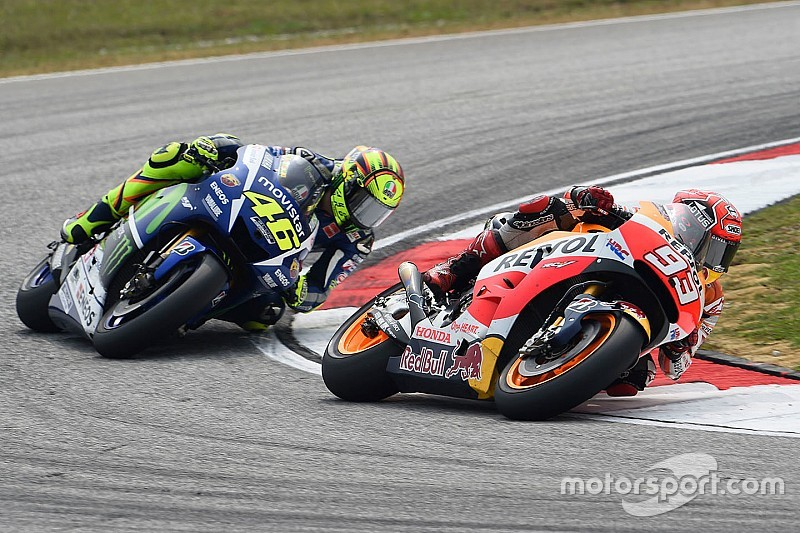 Rossi/Marquez clash: Reaction from riders on social media