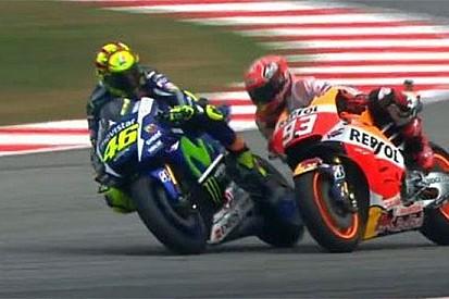 Rigettato l'appello Yamaha: la penalità di Rossi resta