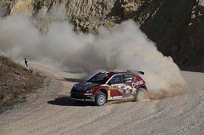 Al-Attiyah secures second WRC 2 title by 0.1s