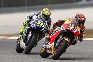Marquez appalled by Rossi's behaviour