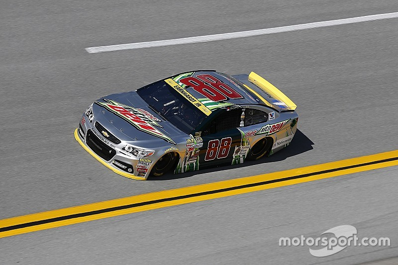Getting Dale Jr. into Victory Lane the primary goal for Hendrick at Talladega
