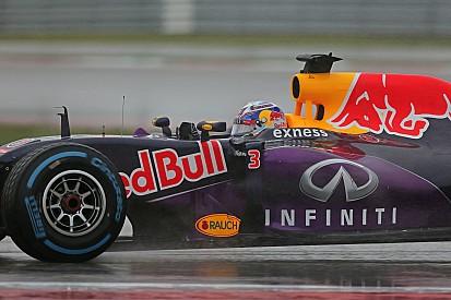 Ricciardo a menacé les Mercedes en qualifications