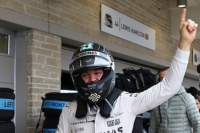 """Rosberg """"had more"""" for Q3 after setting pole on used rubber"""