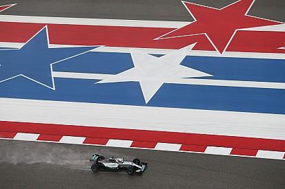 Hamilton dice que no tomará riegos en la carrera