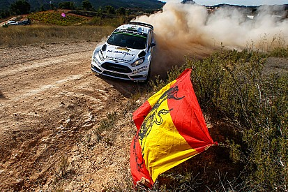 M-Sport maintain points record at difficult Rally de Espana