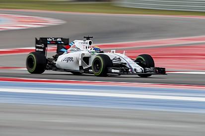 Massa lamenta problema de amortecedor com sua Williams