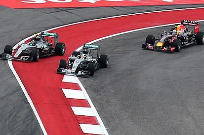 Hamilton troppo duro con Rosberg alla prima curva?