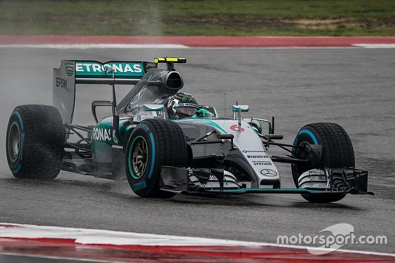 """Rosberg: """"Non so spiegare cosa sia accaduto"""""""