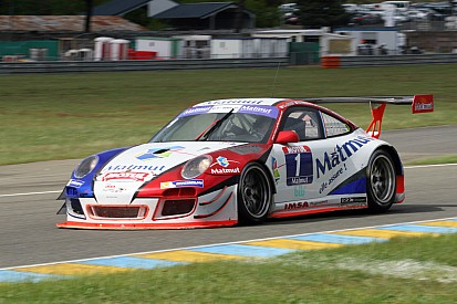La Porsche IMSA Performance conserve son titre
