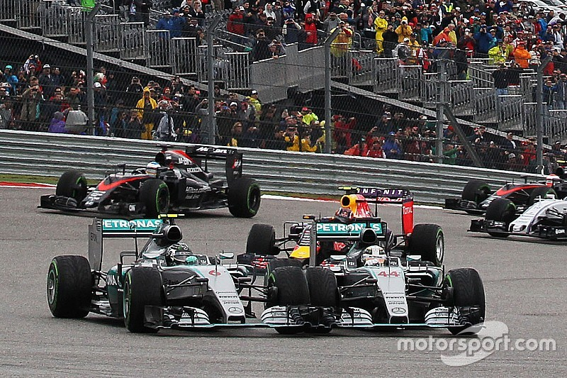 "Mercedes to hold talks over ""too hard"" Hamilton move"