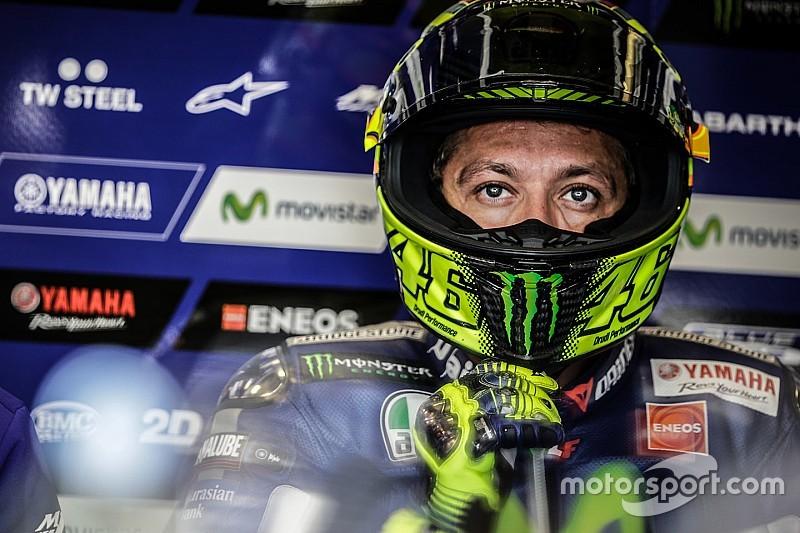 Rossi unsure if he will race in Valencia MotoGP decider