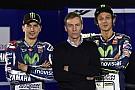 Le patron de Yamaha explique son soutien à Valentino Rossi