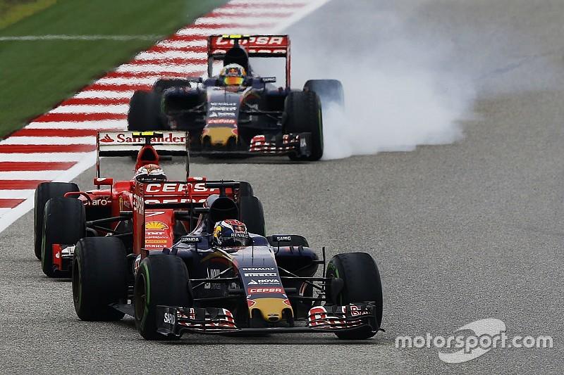 Räikkönen veut une clarification des règles après le contact avec Verstappen