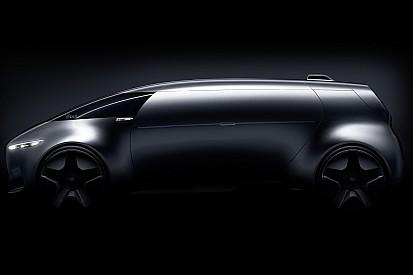 Un concept de minivan autonome annoncé par Mercedes