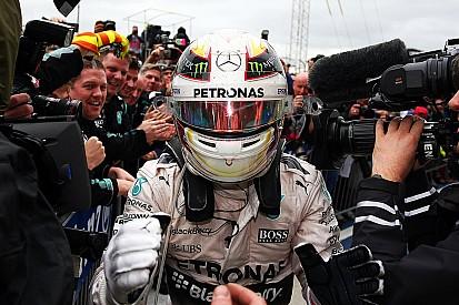 Photos - Lewis Hamilton, un troisième titre au pays des yankees!
