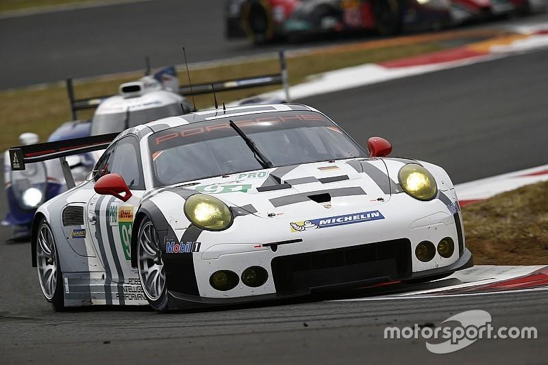 Les Porsche 911 officielles veulent reprendre la main à Shanghai