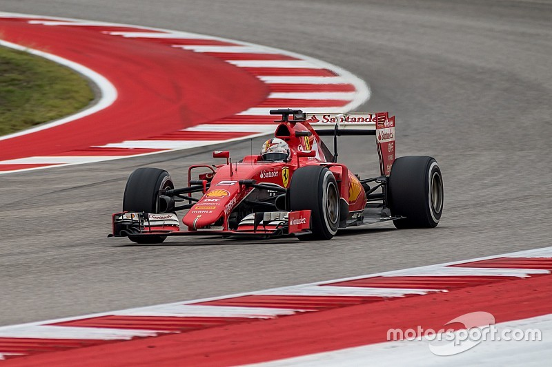 United States Grand Prix >> United States Grand Prix Gritty Podium For Seb