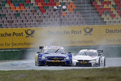 """Paffett: BMW won manufacturers' title with """"worst car"""""""