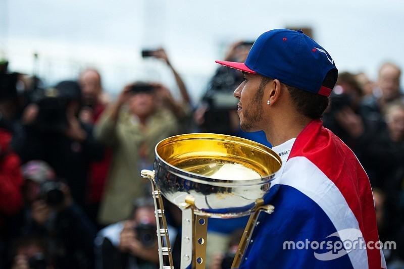 'Lewis, focus je op het record van Michael Schumacher'