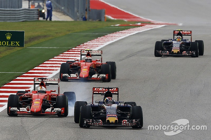 An amazing US GP for Verstappen and Sainz