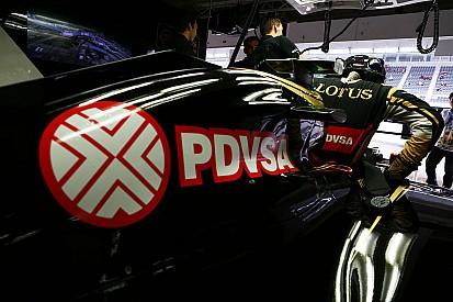 Dans le collimateur, PDVSA peut-il encore soutenir Maldonado en F1?