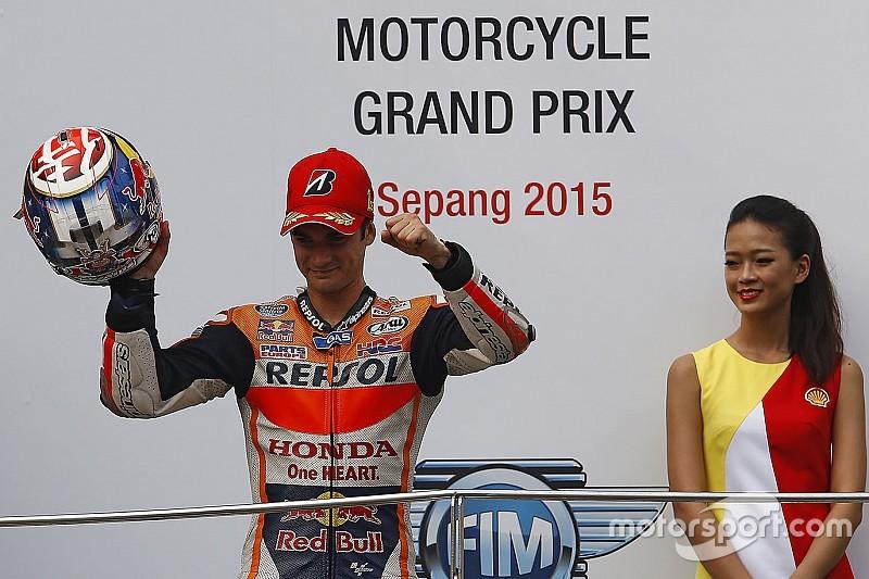 Dani Pedrosa a un passo dai 100 podi in MotoGP
