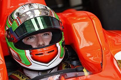 La Formule 3.5 V8 tient son premier pilote