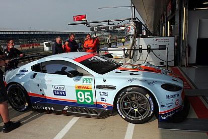 Une Aston Martin en moins pour Shanghai