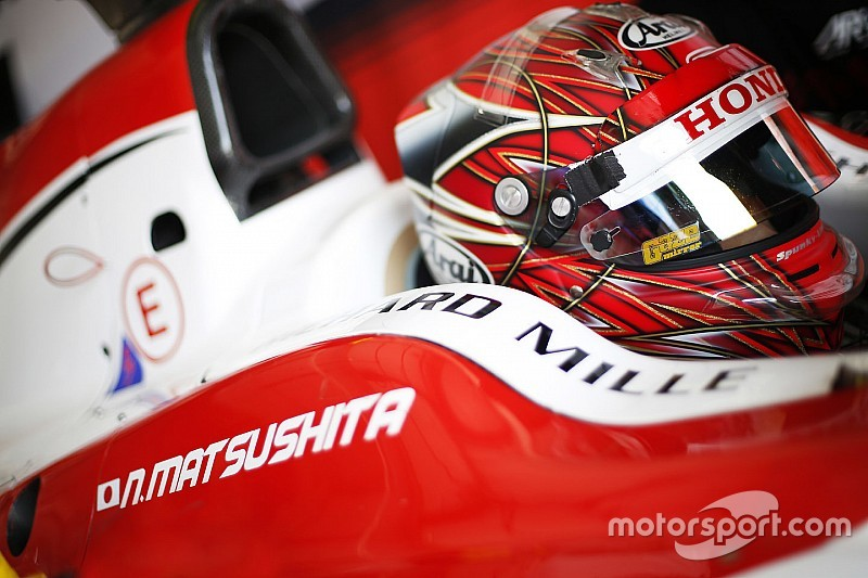 Matsushita, Fittipaldi, Newey headline MRF Challenge entry list