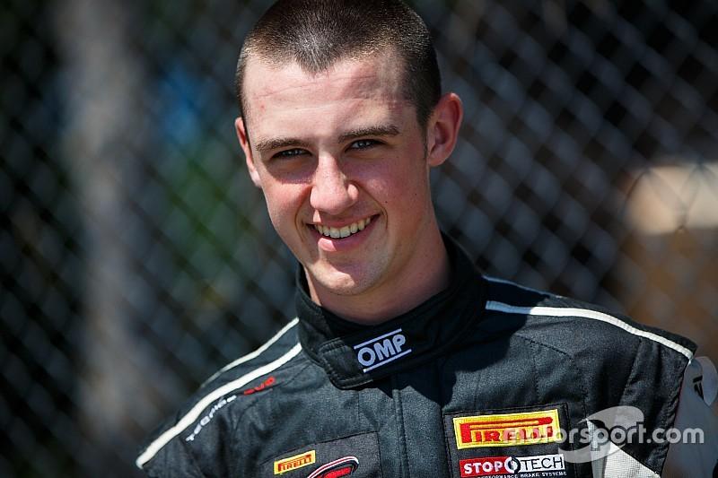 Cindric to make Truck debut with Brad Keselowski Racing at Martinsville