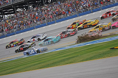 """""""No further actions"""" to be taken after extensive review of Talladega finish"""