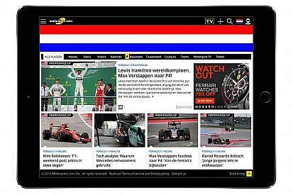 Motorsport.com Announces Dutch-Based Digital Edition in the Netherlands