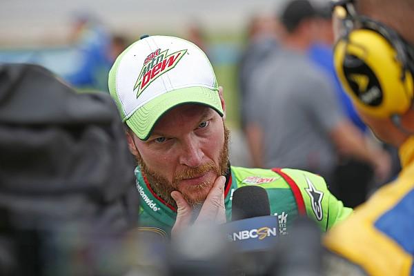 """Dale Earnhardt Jr. nach Chase-Aus: """"Es hat halt nicht gereicht…"""""""