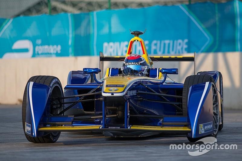 """Sébastien Buemi: """"Renault-Dominanz unwahrscheinlich"""""""