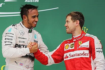 """Lewis a Seb: """"Non ti farò vincere 7 titoli come Schumi!"""""""