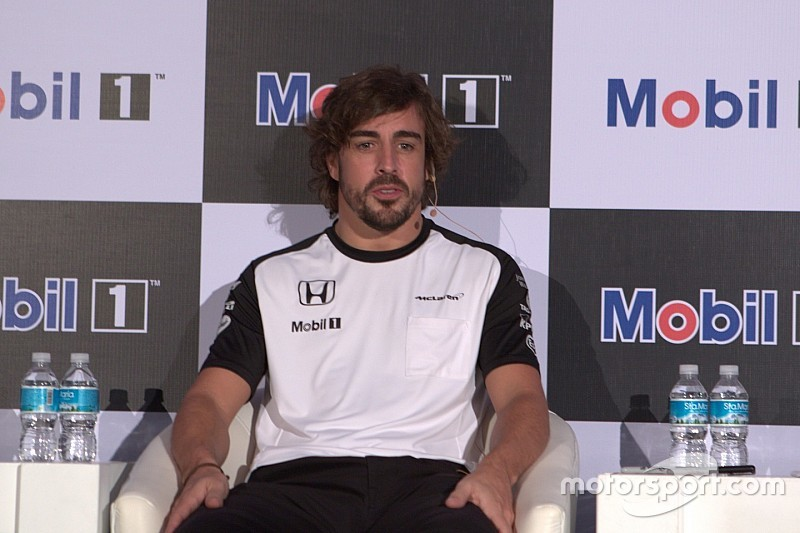 Fernando Alonso no espera un milagro en las últimas carreras