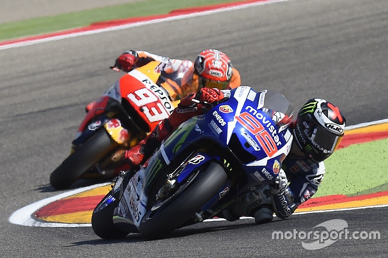 """Lorenzo denies existence of anti-Rossi """"pact"""" with Marquez"""