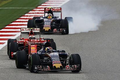 Toro Rosso se prépare à l'urgence pour 2016