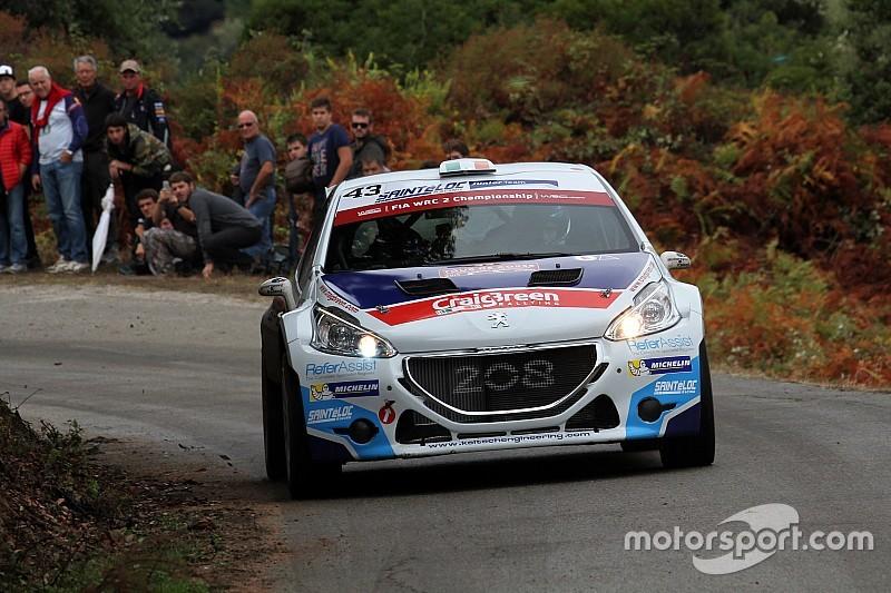 Valais, Qualifica: Volano le Peugeot di Breen e Bouffier