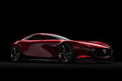 Le concept Mazda RX-Vision fait perdurer le moteur rotatif