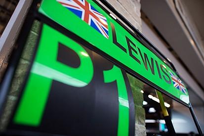 Lewis Hamilton: 'Zondag is Austin is een beetje een waas'