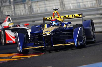 Renault e.dams - La joie de Buemi et la frustration de Prost