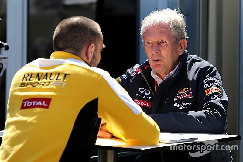 Lauda dice que Marko se arrepiente de criticar a Renault