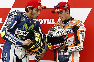 MotoGP Breaking news Yamaha wanted race control to defuse Rossi/Marquez tensions