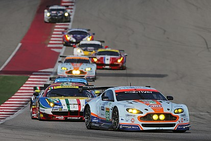 Young Driver AMR skips Chinese WEC round
