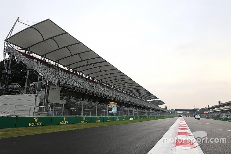Mexico - Des vitesses de pointe aussi élevées qu'à Monza?